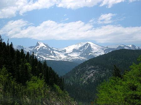 کوههای کلرادوی آمریکا
