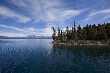 دریاچه تاهو