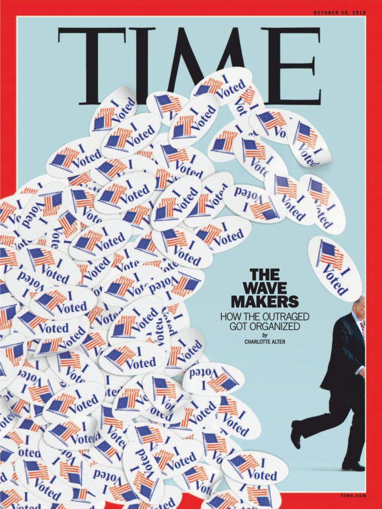 Time USA - October 29, 2018