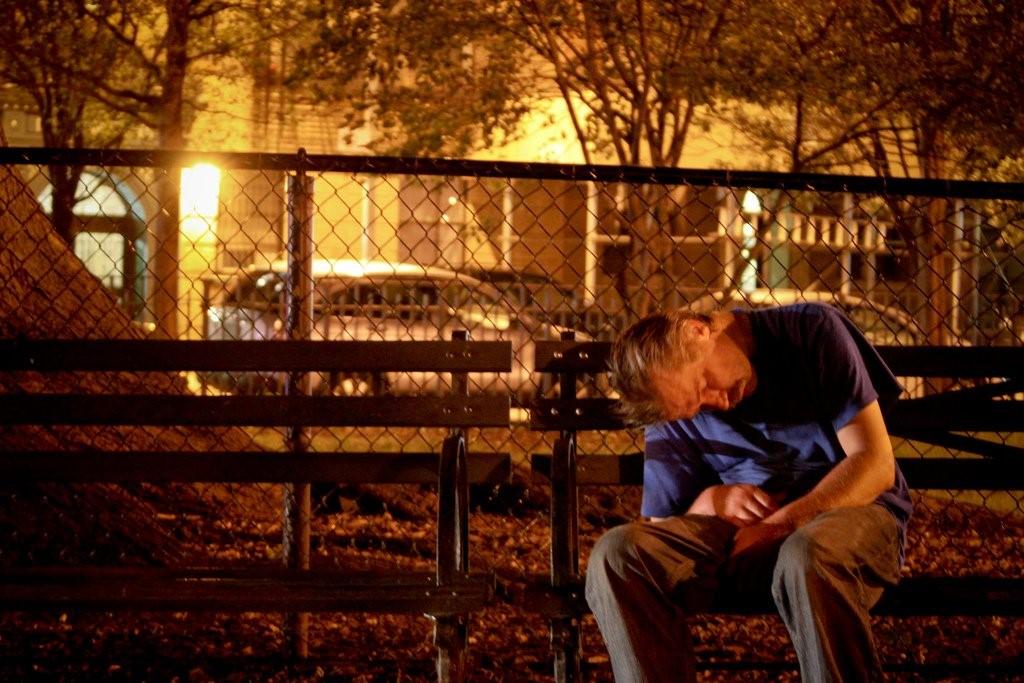 تصاویر رقت انگیز از مردم بی خانمان در نیویورک سیتی
