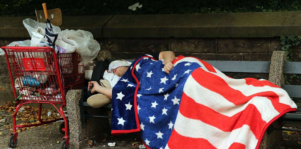 مسئله-فقر-در-آمریکا