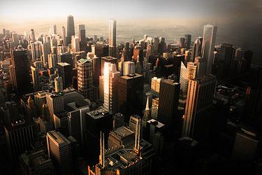 شیکاگو، سومین شهر بزرگ ایالات متحده