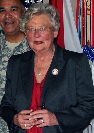 کی آیوی، معاون فرماندار آلاباما