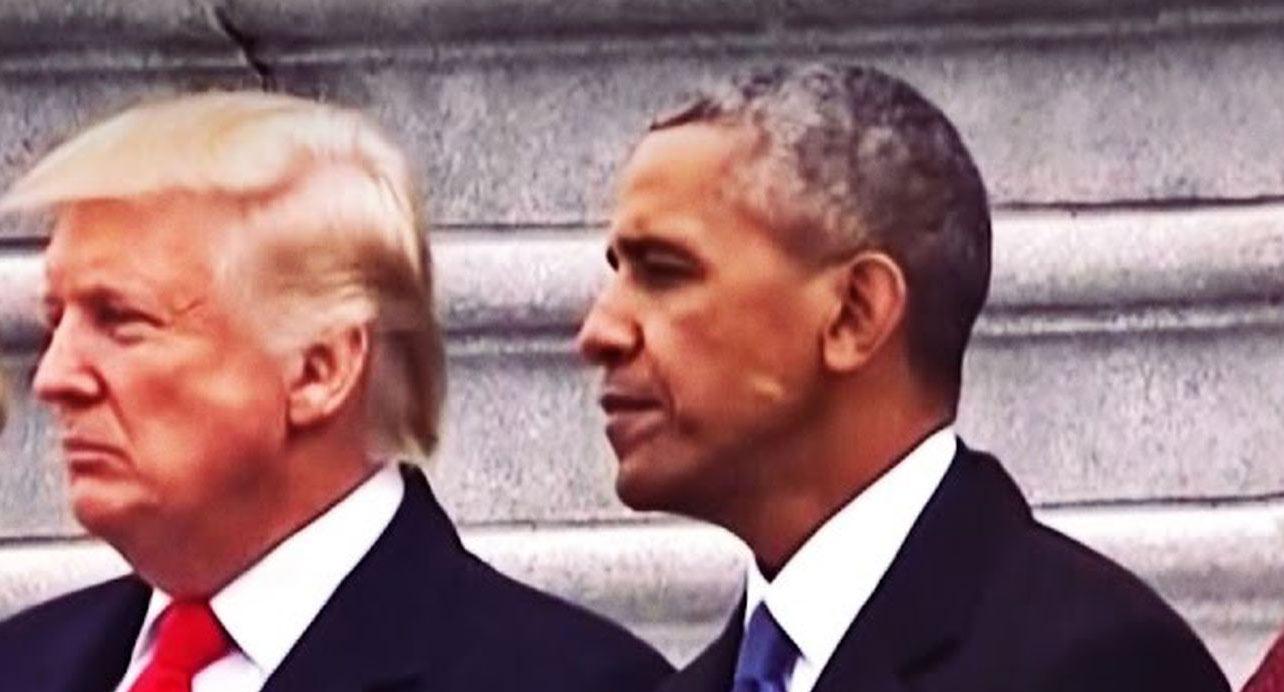 ترامپ-اوباما