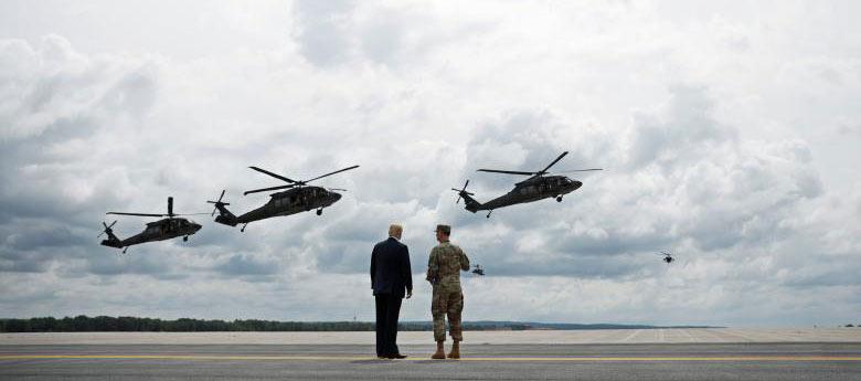 مانور-نظامی-ارتش-آمریکا