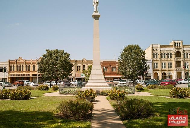 Confederate Square, Gonzales, TX