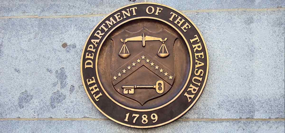 وزارت-خزانه-داری-آمریکا