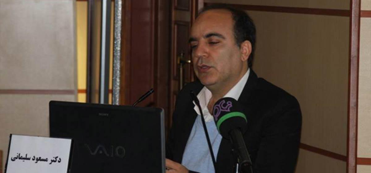 مسعود-سلیمانی