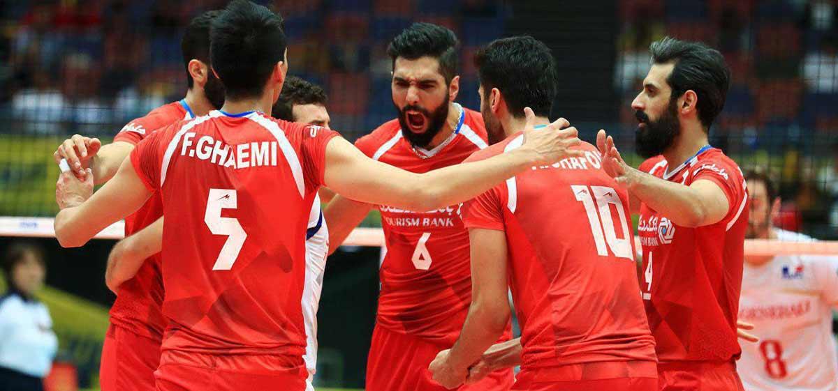 والیبال-ایران