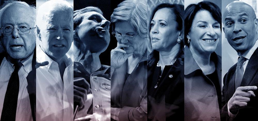 دموکرا-ت-کاندیداهای-انتخابات-۲۰۲۰