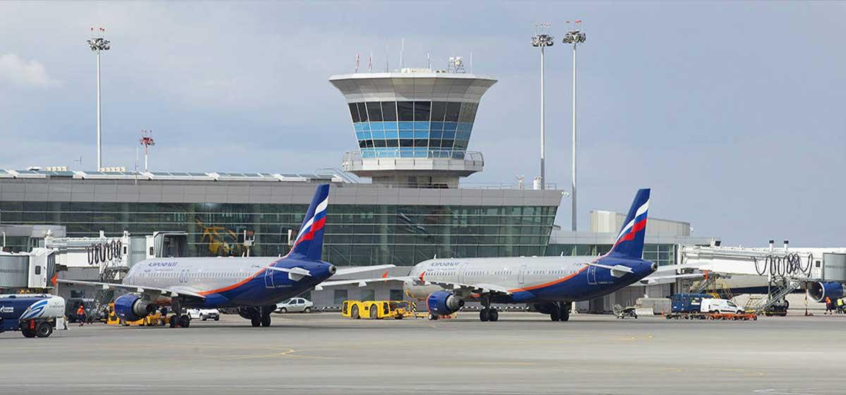 فرودگاه-آمریکا