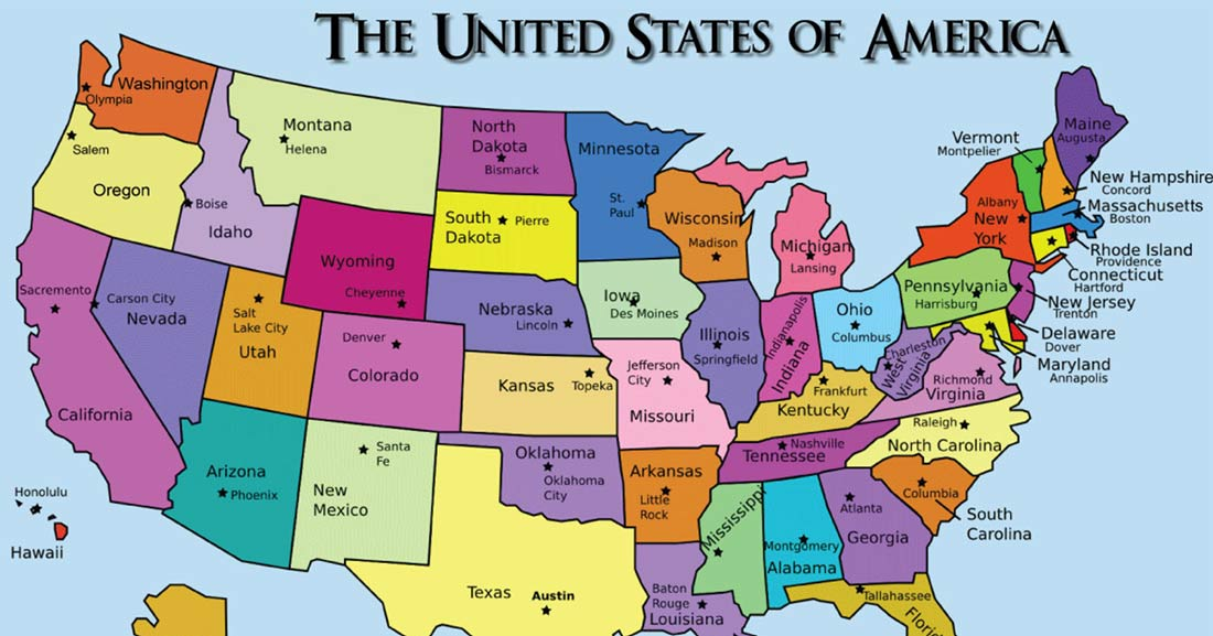 Geography-of-the-United-States-of-America