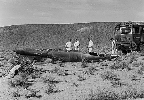 X-15 Flight 191
