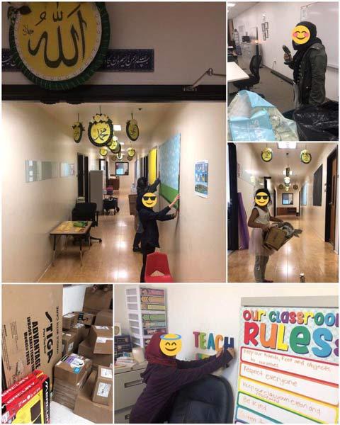 مدرسه اسلامی در آمریکا