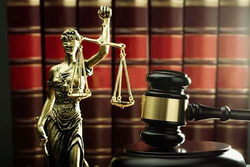 نقش قانون در آمریکا