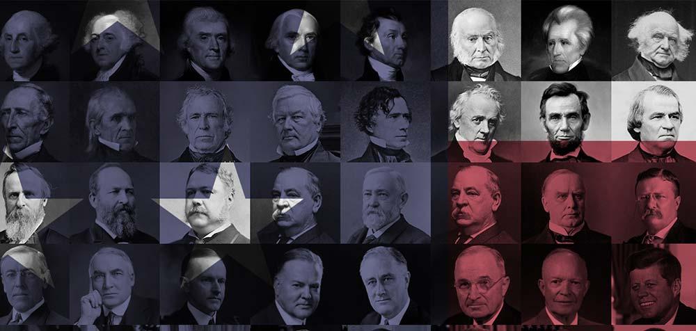 مهم ترین مسایل و مشکلات آمریکا از منظر رییس جمهورهای آمریکا