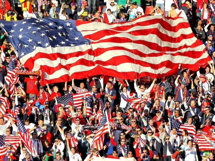 میزان غرور ملی امریکایی ها