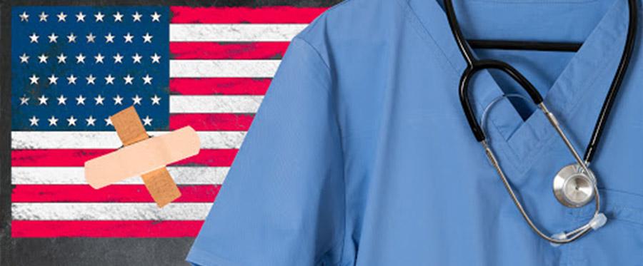 سیستم-درمانی-در-آمریکا