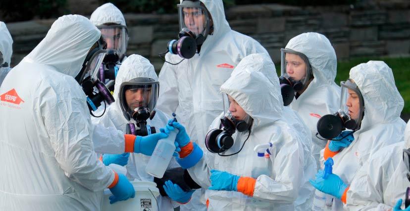 APTOPIX Virus Outbreak US