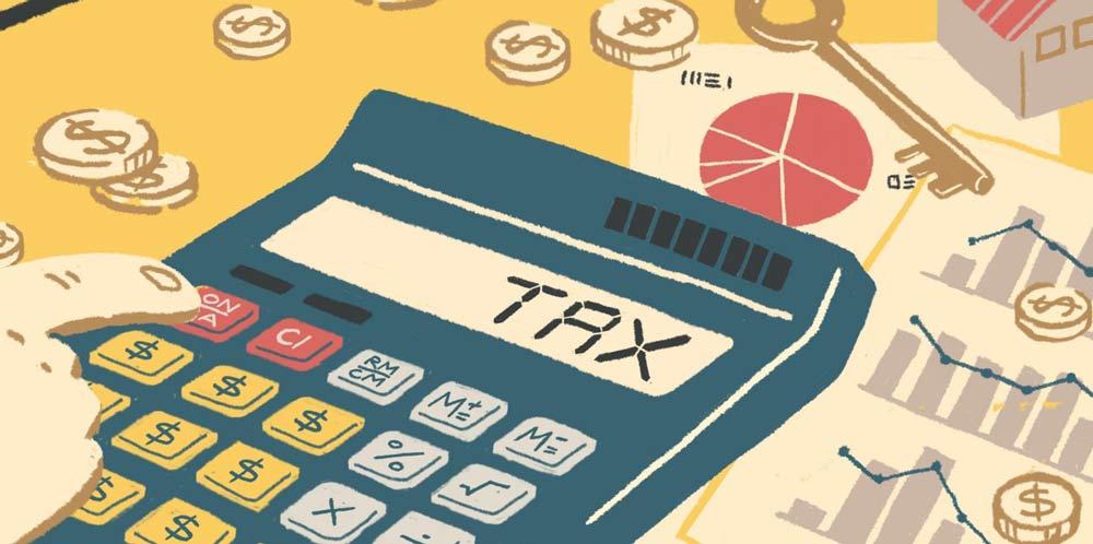 مالیات-در-آمریکا