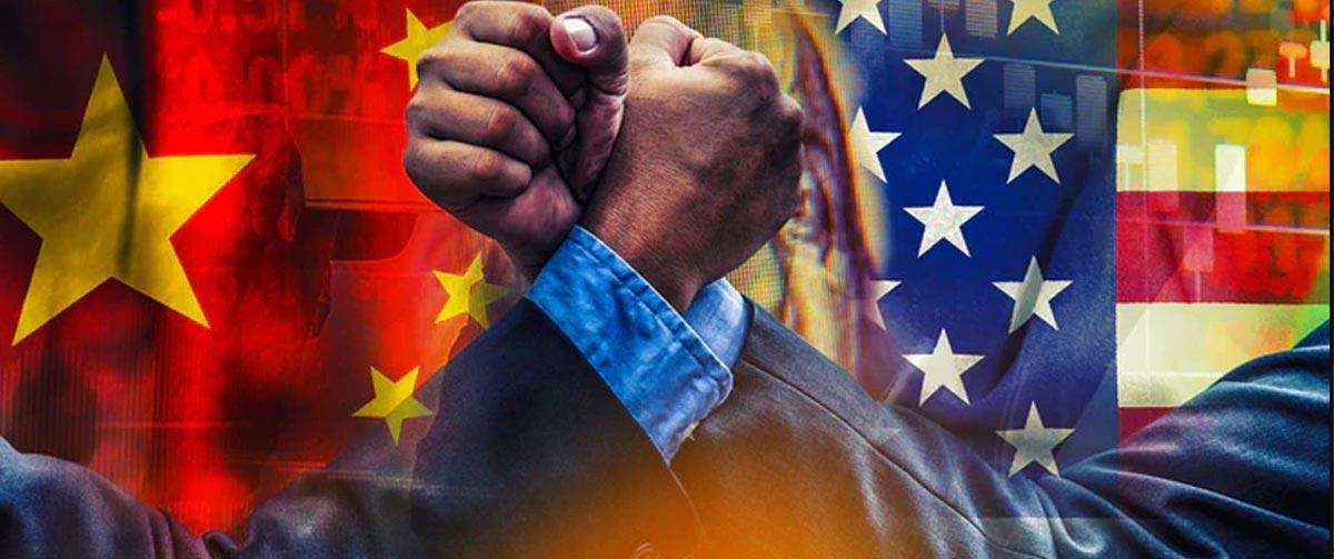 منازعه-و-رقابت-میان-آمریکا-و-چین